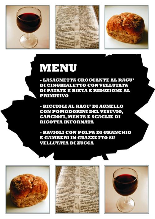 menu small